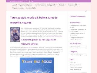 Oracles et tarots gratuits en ligne avec le cabinet d'Elyna