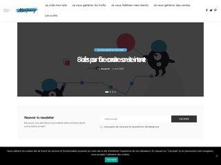 Marjency – le blog digital