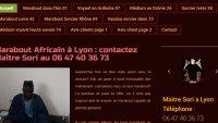 Maître Sori : marabout voyant à Lyon