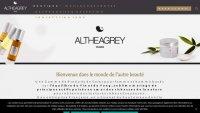 Altheagrey, votre gamme de soins de beauté